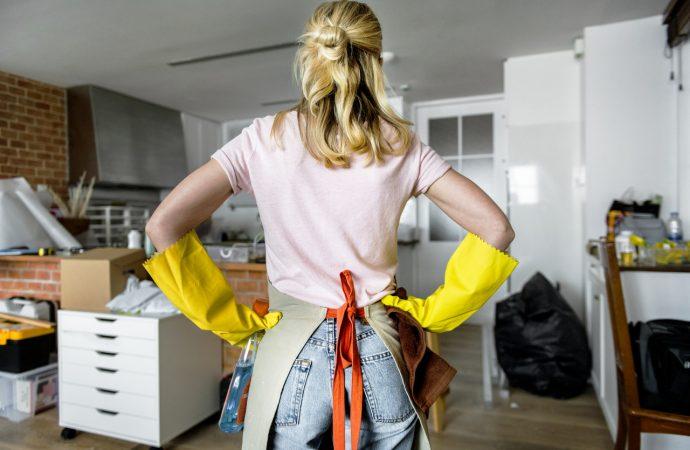 9 porad na to jak szybko posprzątać dom