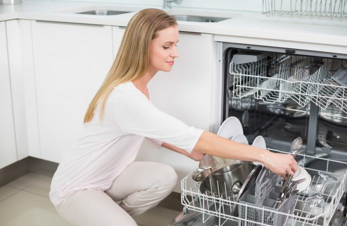 Ekologiczne sposoby na czyszczenie zmywarki