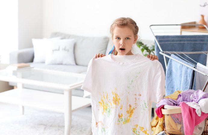 Plamy z marchewki. Jak je wyczyścić z dziecięcych ubrań?