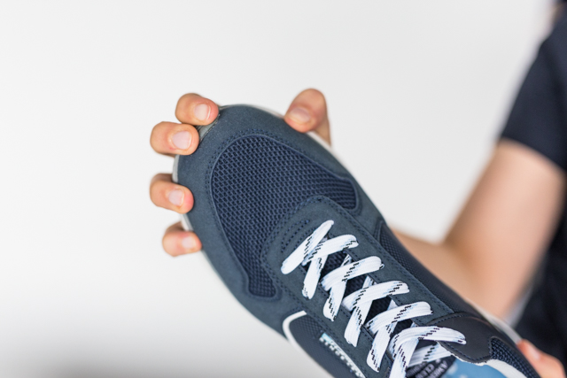 klejenie - naprawa butów