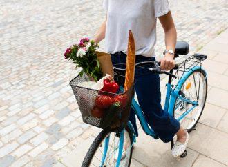 Rower miejski damski – wyposażenie